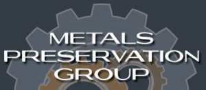 Metals Preservation Group General Brochure