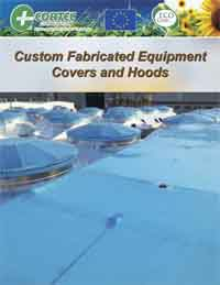 Cortec Custom Fabricated Equipment Covers and Hoods brochure