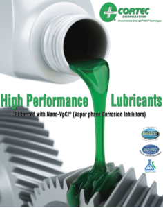 Cortec High Performance Lubricants brochure