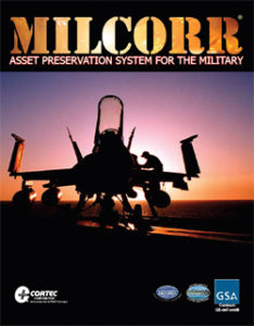 Cortec Military Assets: MilCorr brochure