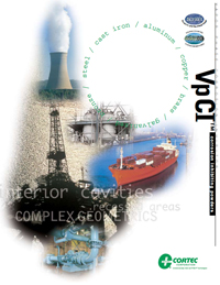 Cortec VpCI Powder brochure