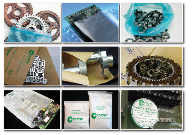 VcPI protective packaging