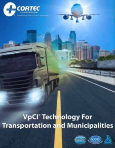 Cortec Transportation & Municipalities brochure
