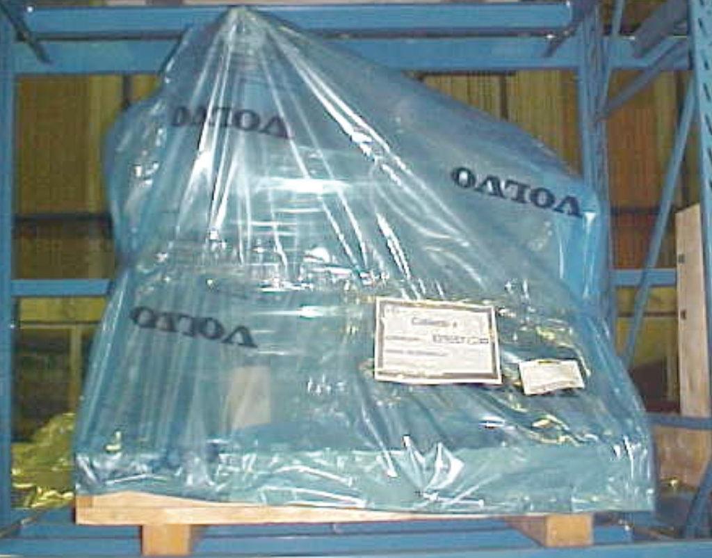 Cortec VpCI® 126 Blue Films