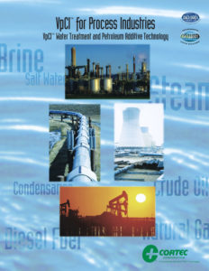 Cortec Water Treatment & Petroleum Additive Technology brochure
