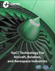 Cortec Aircraft, Aviation and Aerospace brochure