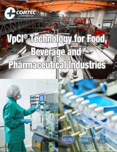 Cortec Food Beverage Pharmaceutical brochure