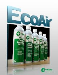 Cortec Eco-Air Aerosols brochure
