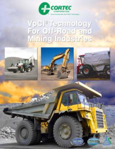 Cortec Off Road & Mining Industries brochure